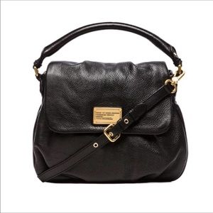 Marc Marc Jacobs Classic Lil Q Ukita black bag